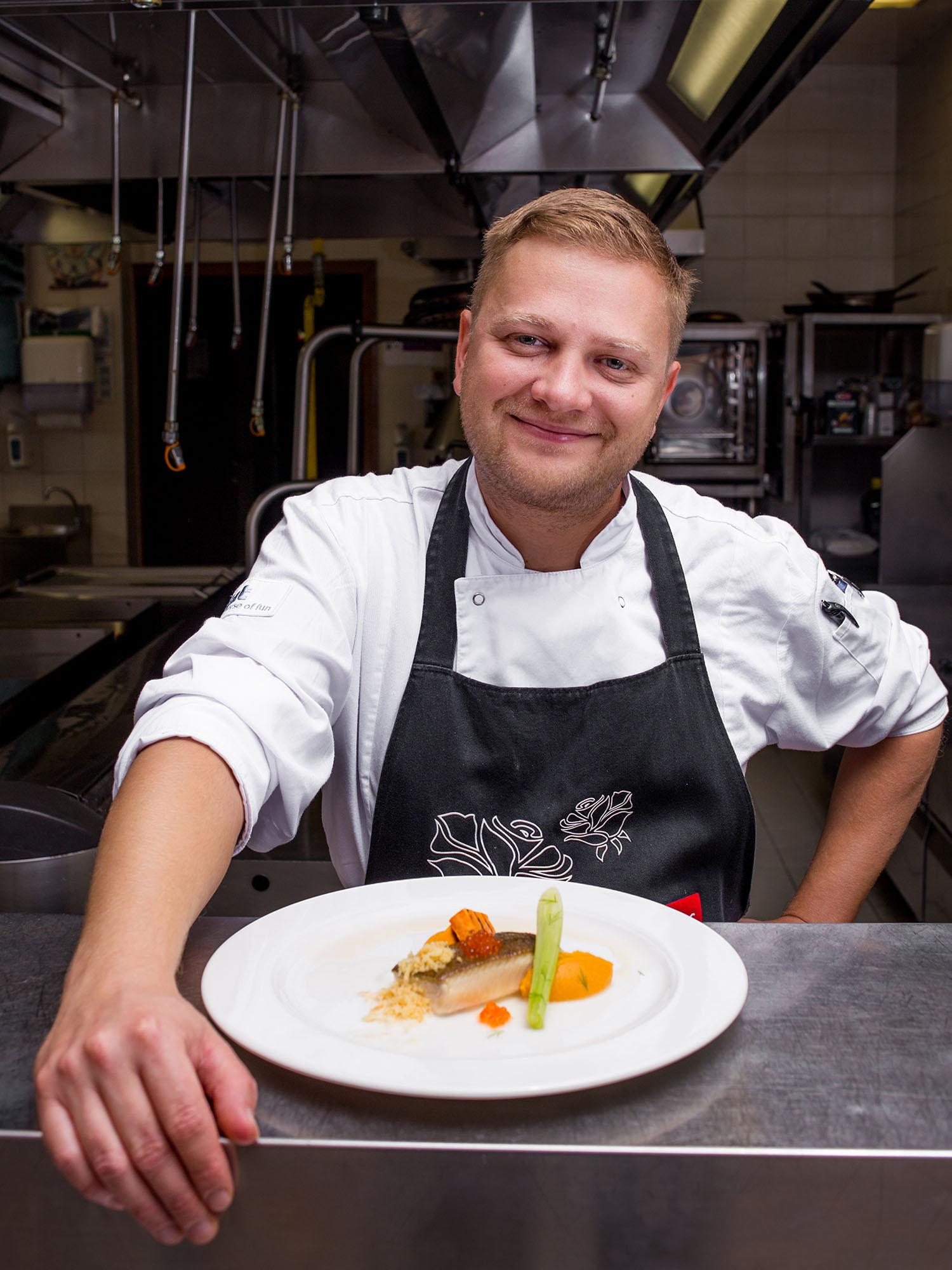 Chef Dalibor Janačković