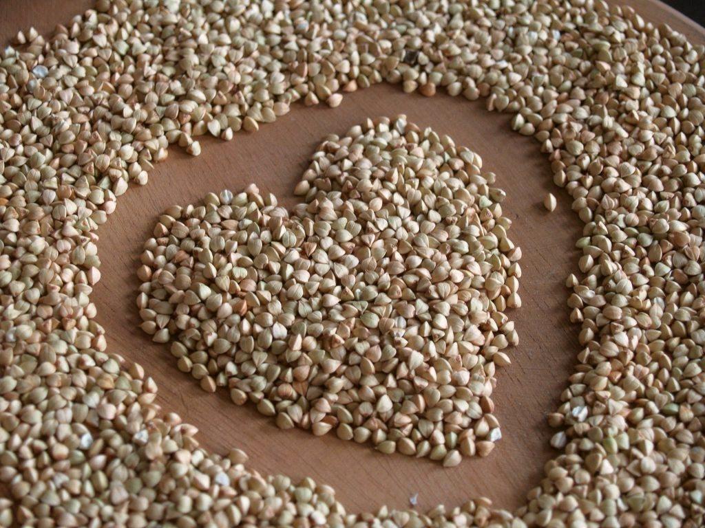 Buckwheat dishes festival