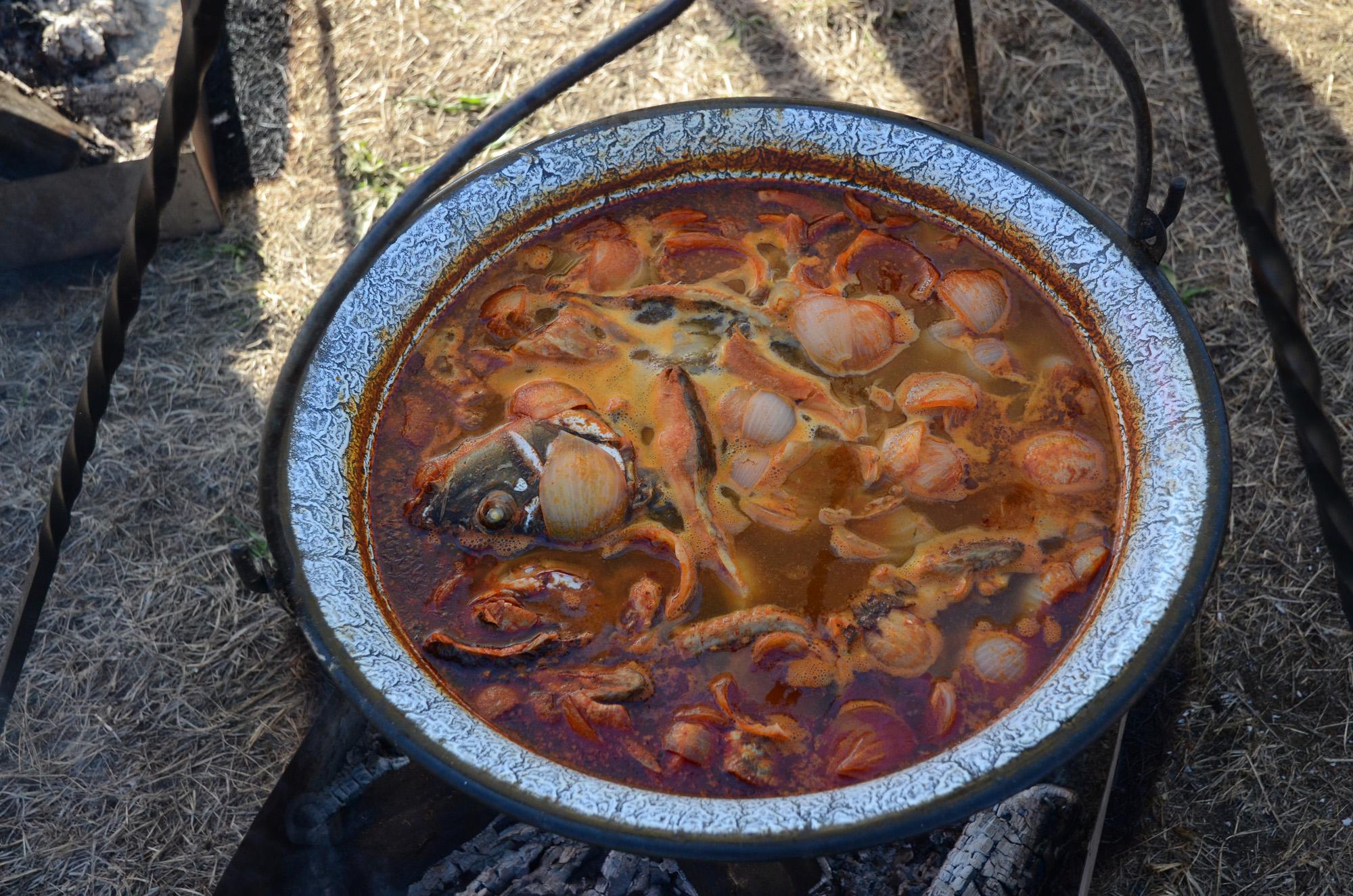 Vinarium Festival 2020: Fish Soup Competition