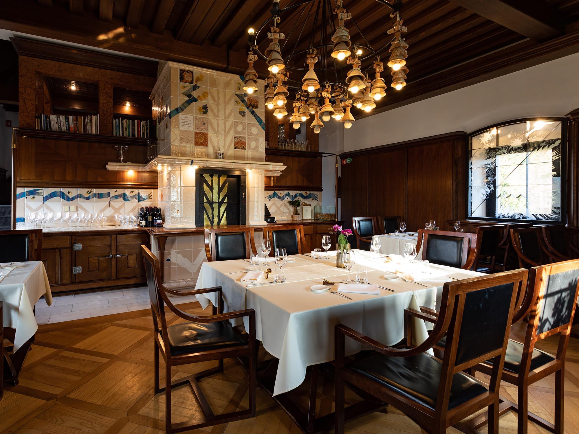 Pavus Restaurant – Tabor Castle in Laško