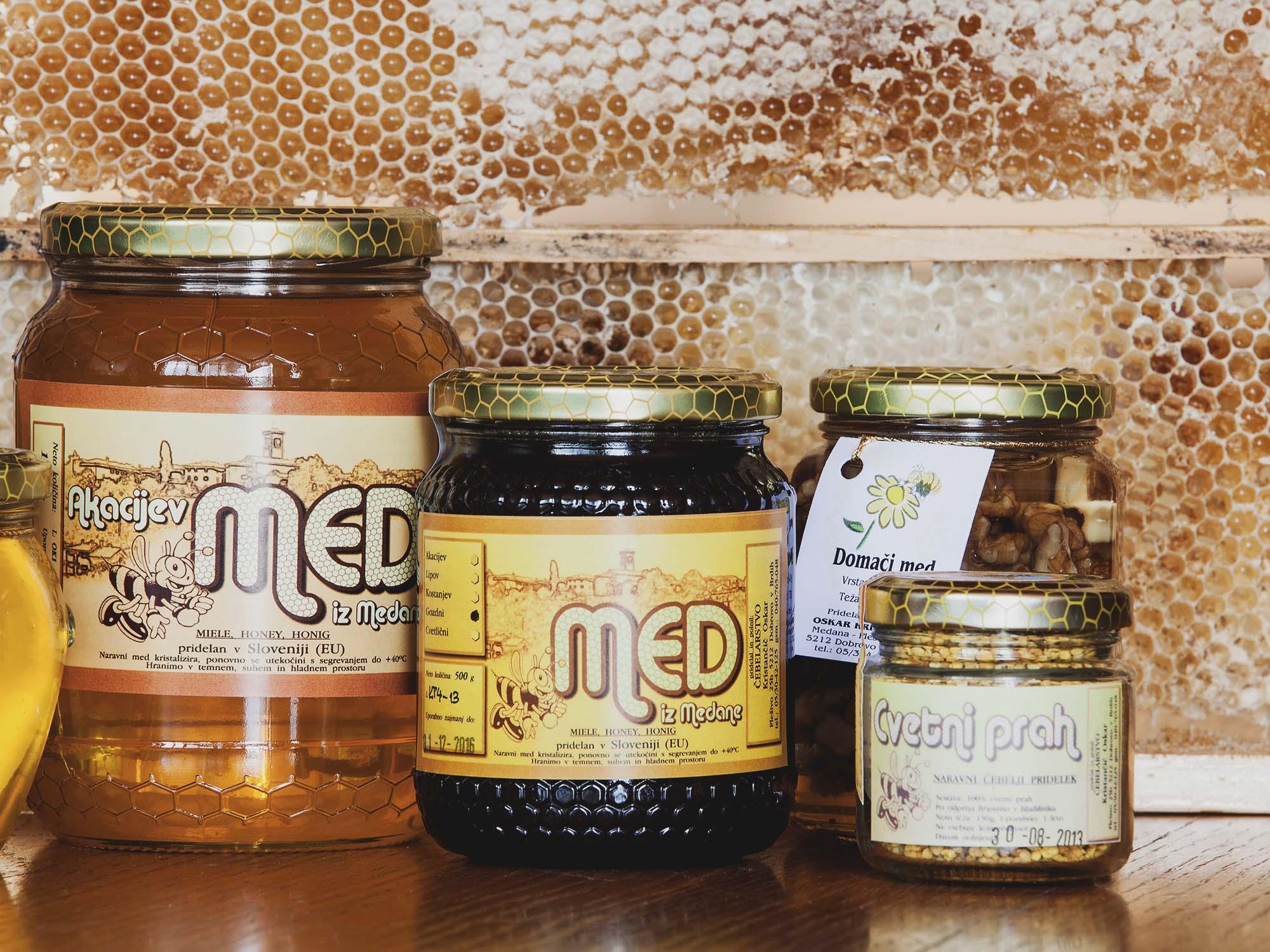 Kraški med