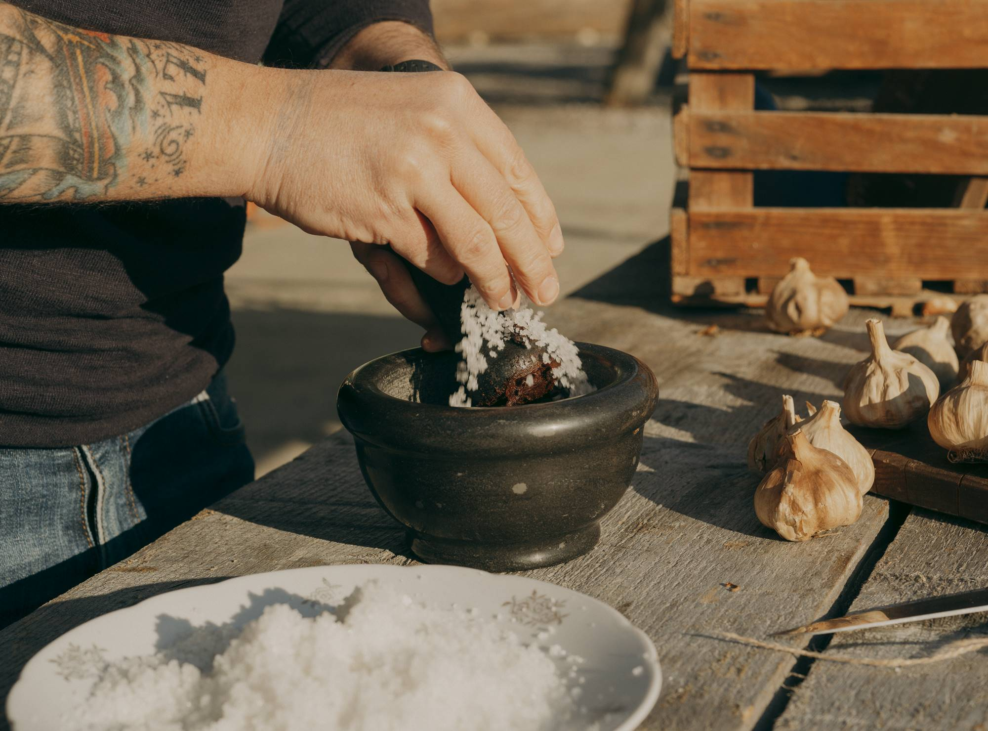 Barba Salt