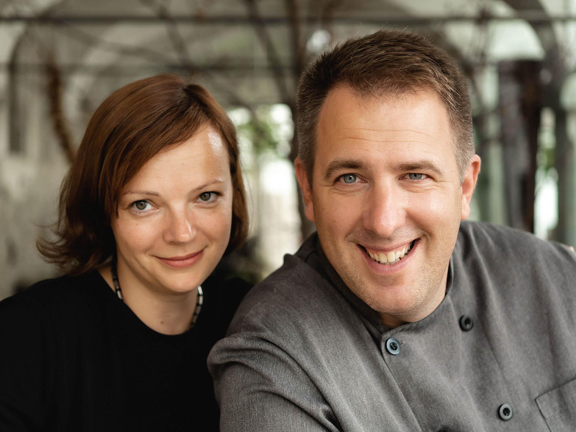 Tanja and Damjan Fink