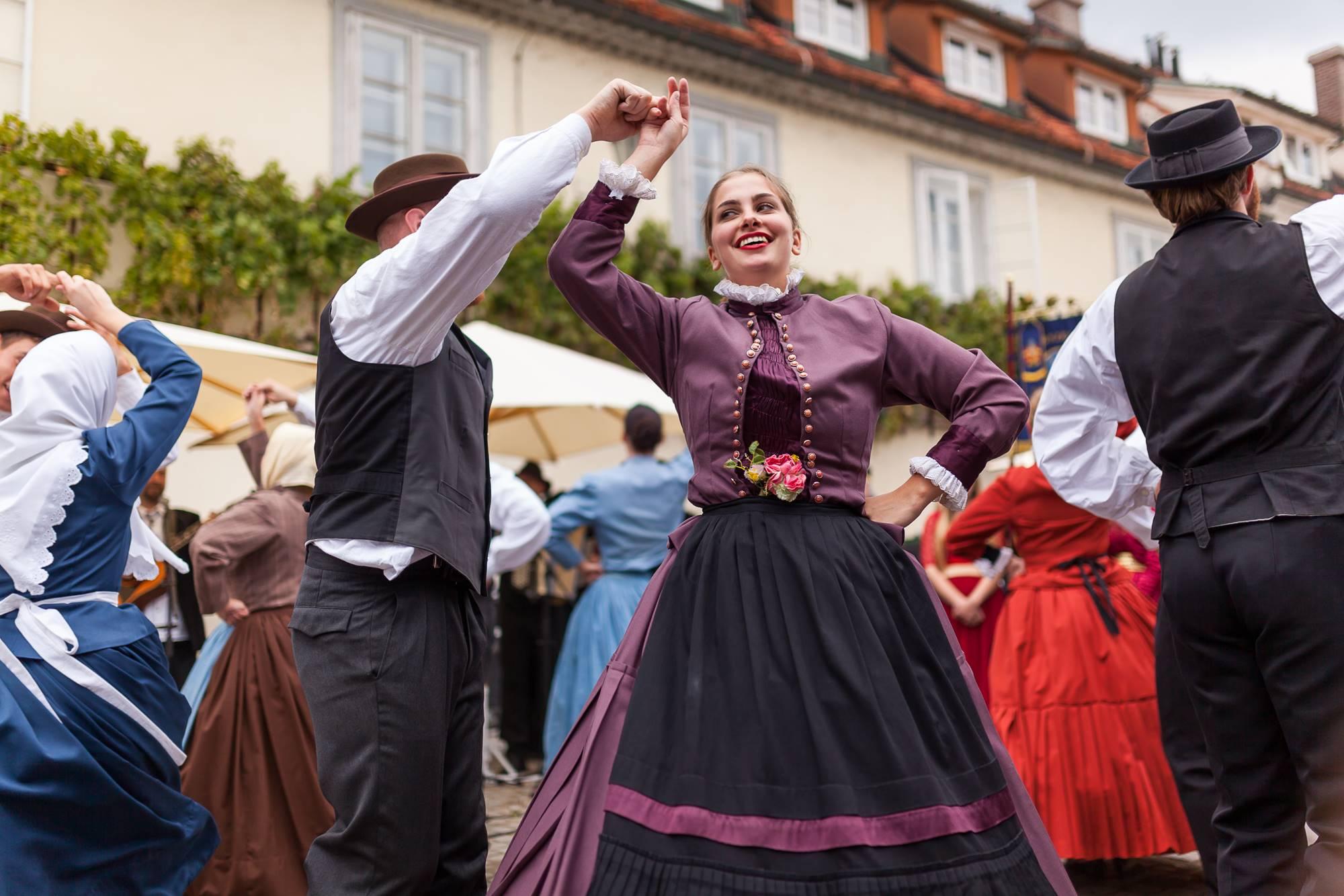 The Old Vine Festival