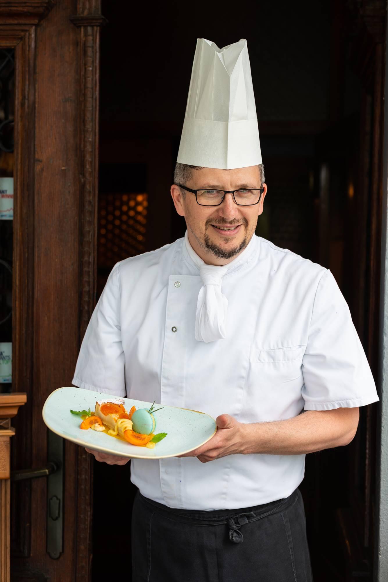 Chef Uroš Gorjanc
