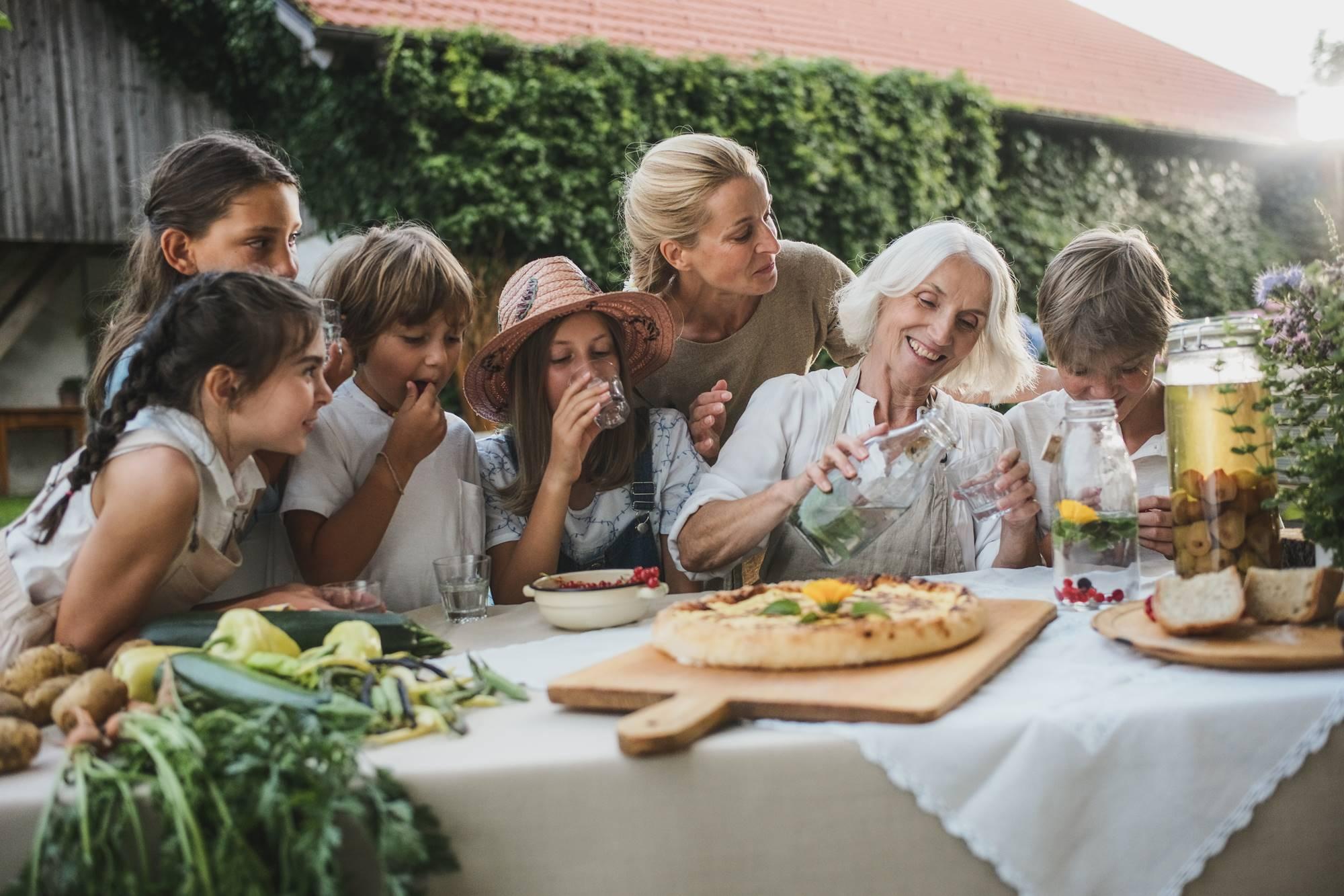 Družinska večerja