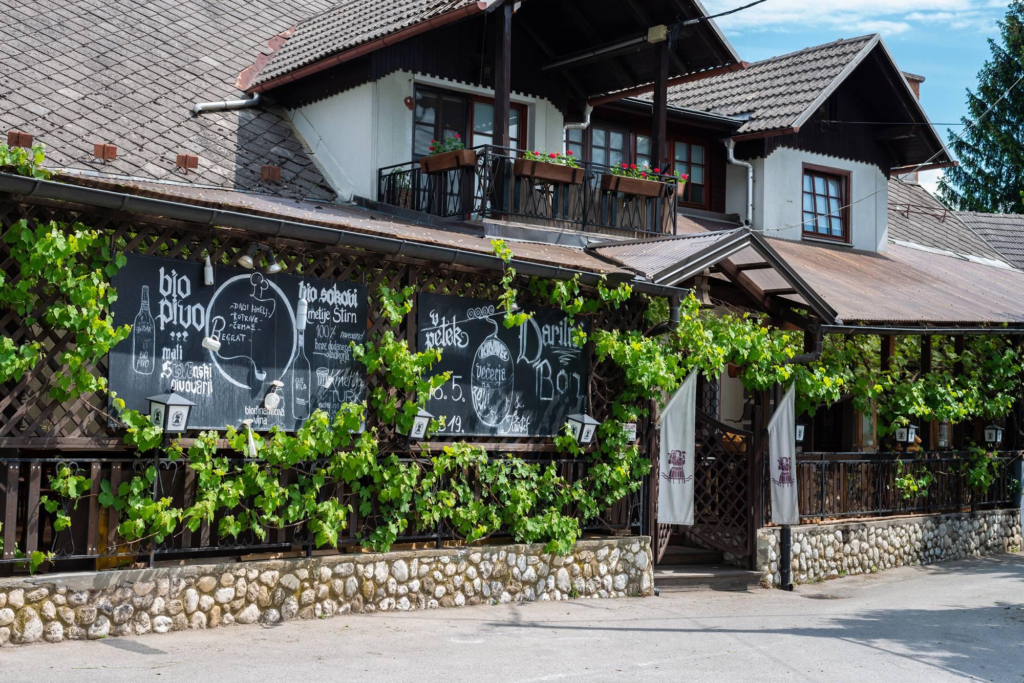 Gostilna Krištof Restaurant