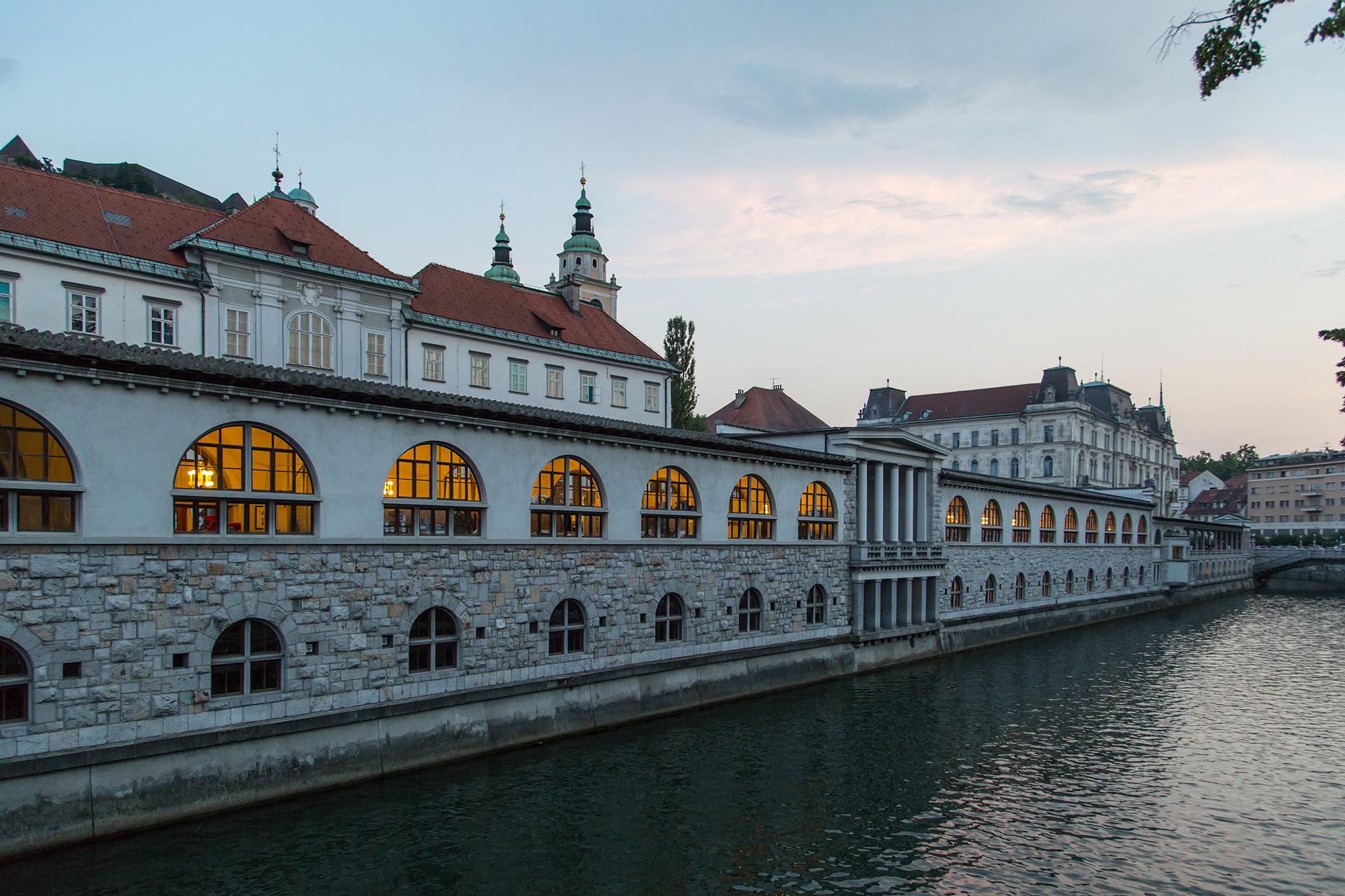 Ljubljanska tržnica